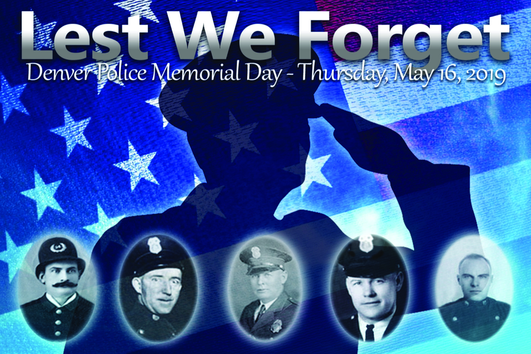 Denver Police Memorial Day
