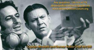 Dedication Honoring Captain Robert Nicoletti @ Denver Police Crime Lab